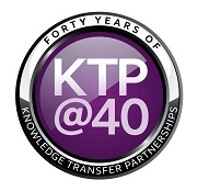 Happy 40th Birthday KTP by Alasdair Cameron